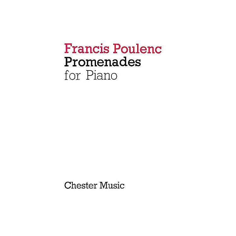 Music SalesPromenades for Piano Music Sales America Series