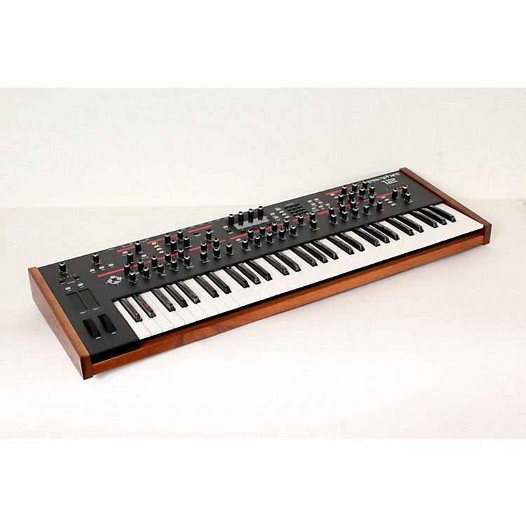Dave Smith Instruments Prophet 12  Polyphonic Synthesizer  888365798011