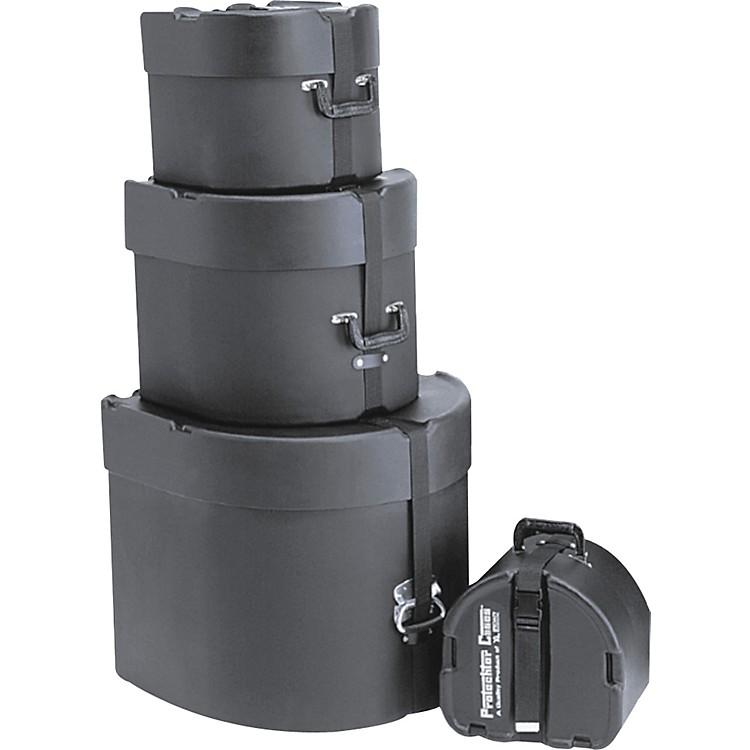 Protechtor CasesProtechtor Classic Tom Case (Foam-lined)10 x 8 in.Black