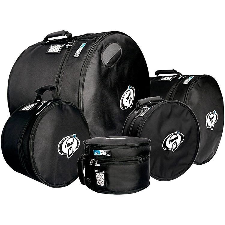 Protection RacketProtection Racket Drum Gig Bag Sets12x9, 14x14, 16x16, 14x6.5, 22x18 in.Black