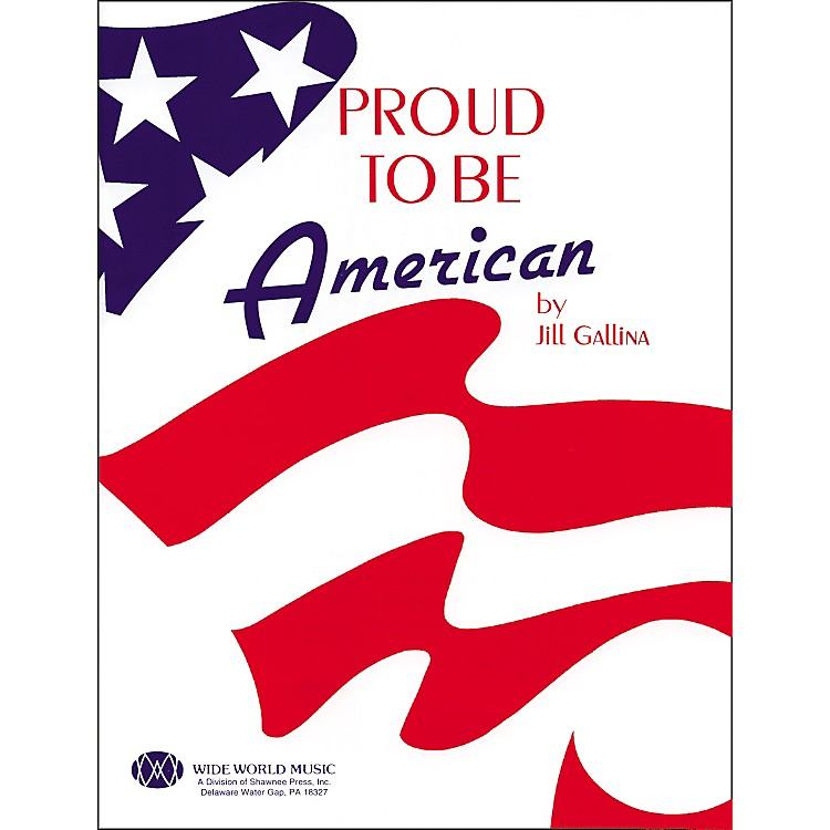 Shawnee PressProud To Be An American Accompaniment/Performance CdTeacher's Manual