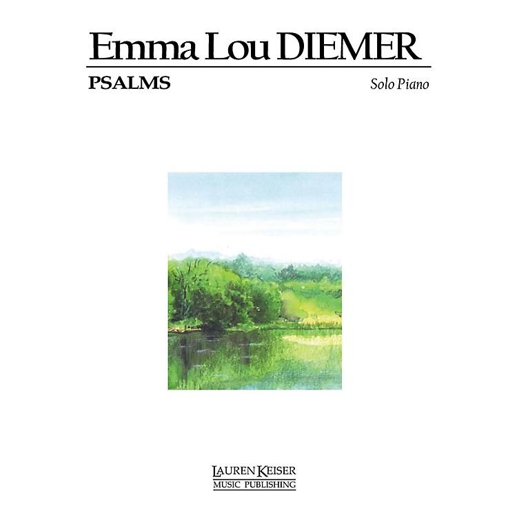 Lauren Keiser Music PublishingPsalms for Piano LKM Music Series