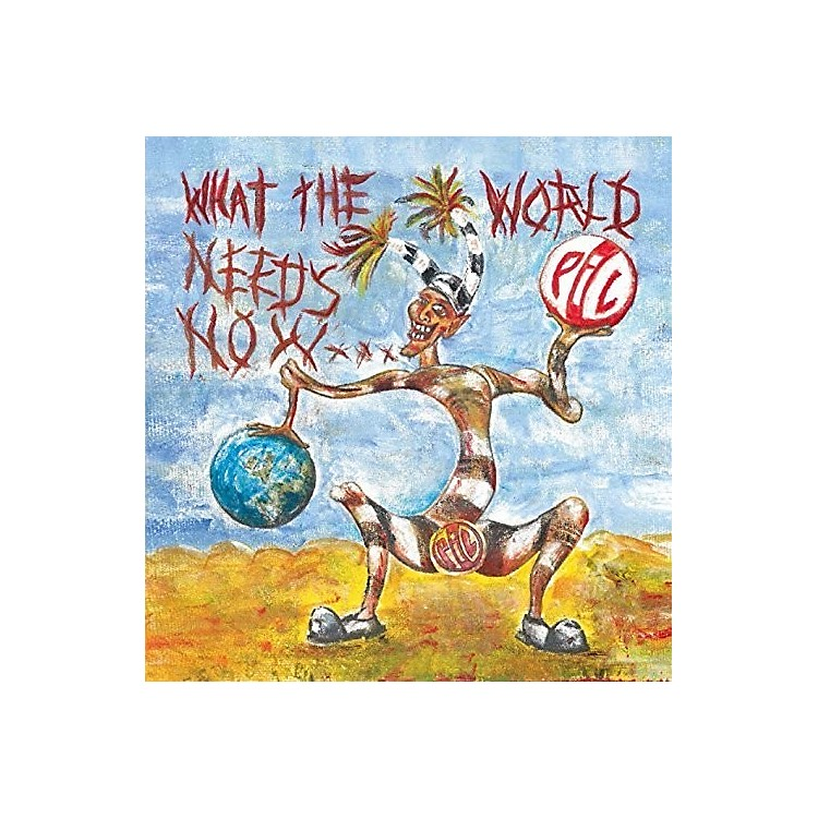 Alliance Public Image Ltd - What the World Needs Now