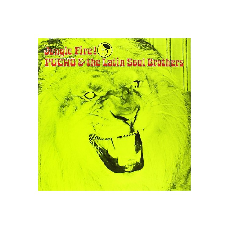 Alliance Pucho & His Latin Soul Brothers - Jungle Fire