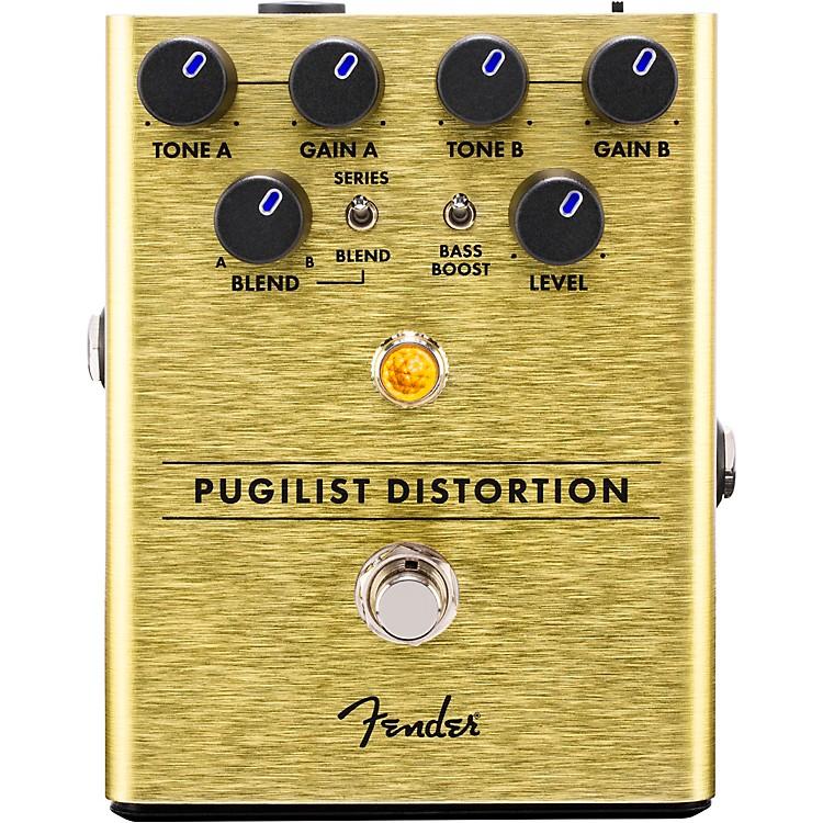FenderPugilist Distortion Effects Pedal