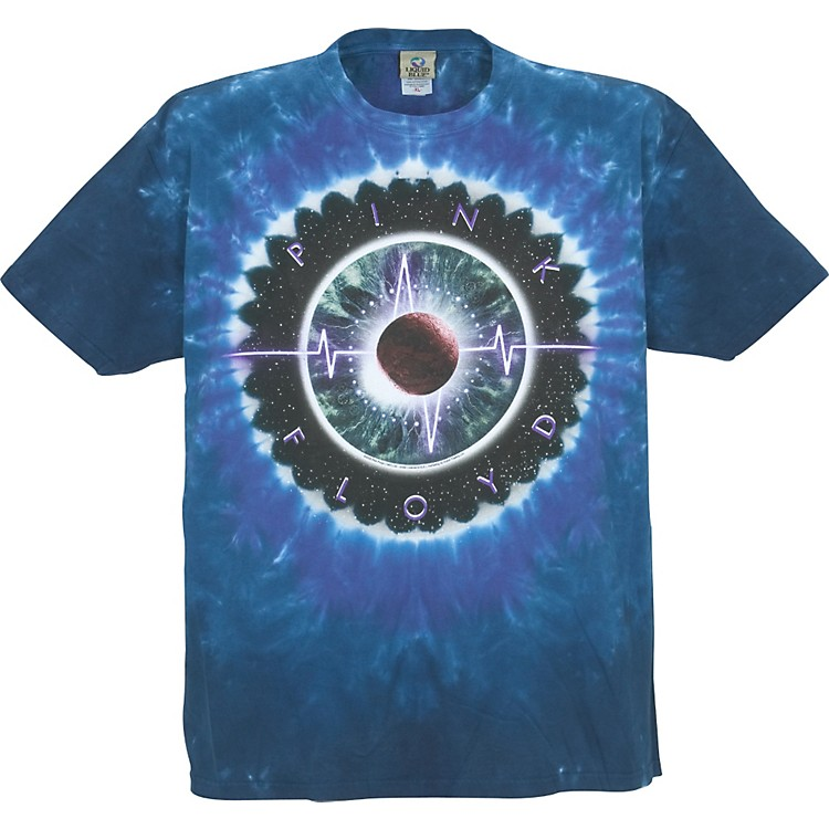 Pink Floyd Pulse Concentric T-Shirt Blue M