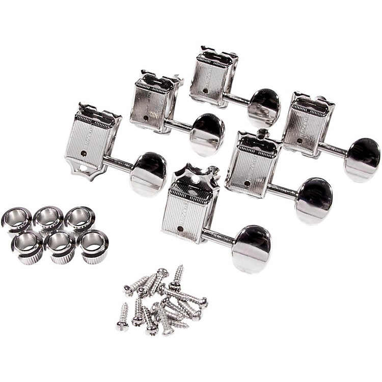 fender pure vintage left handed guitar tuning machines music123. Black Bedroom Furniture Sets. Home Design Ideas