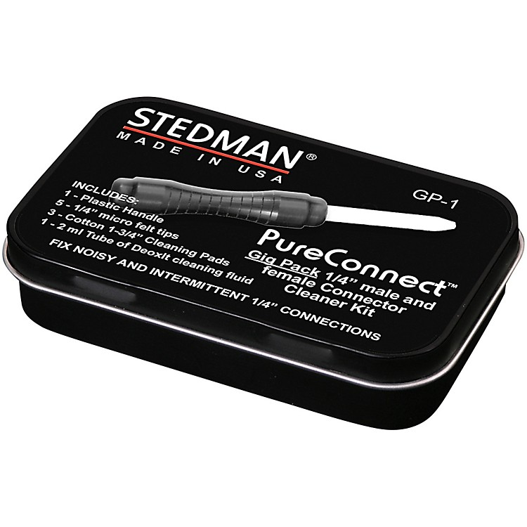 StedmanPureConnect Gig Pack Connector Cleaner Kit