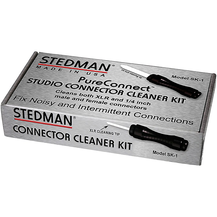StedmanPureConnect Studio Connector Cleaner Kit