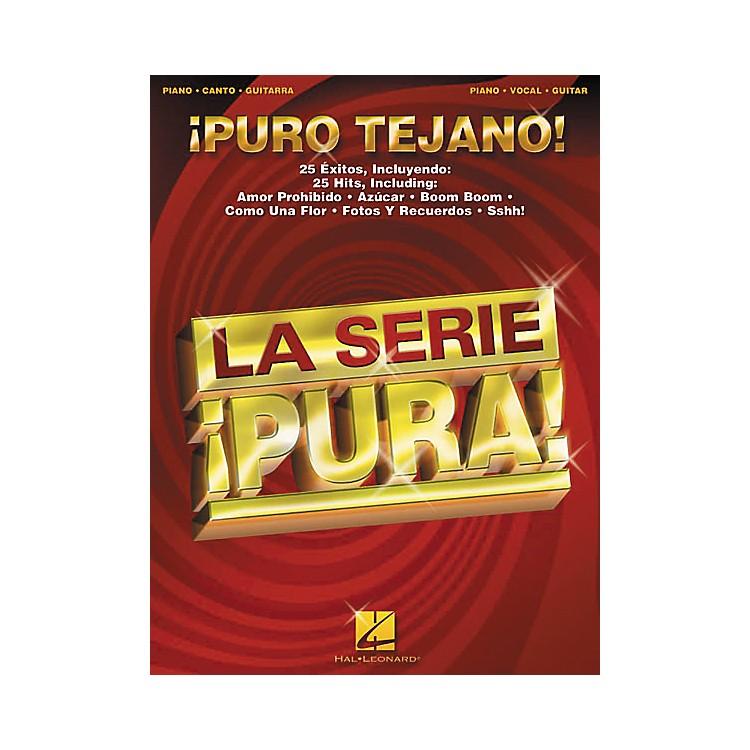 Hal Leonard¡Puro Tejano! Songbook