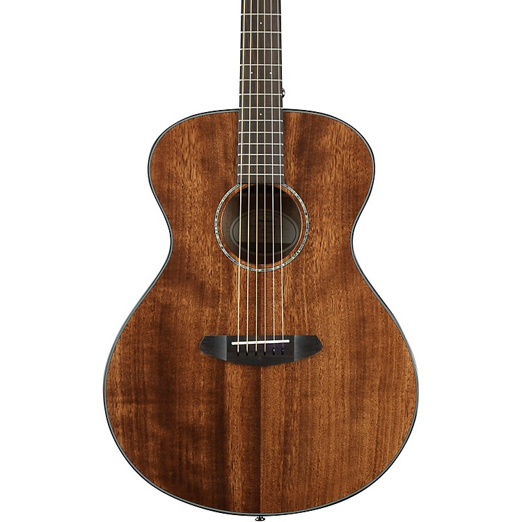 BreedlovePursuit Concert All Mahogany Acoustic-Electric GuitarHigh Gloss Natural