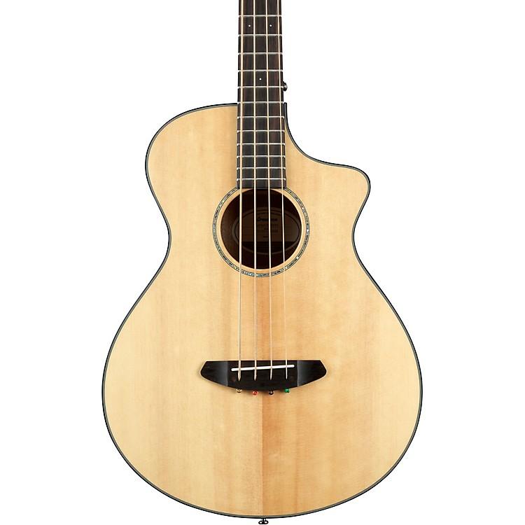 BreedlovePursuit Concert Bass Acoustic-Electric GuitarNatural