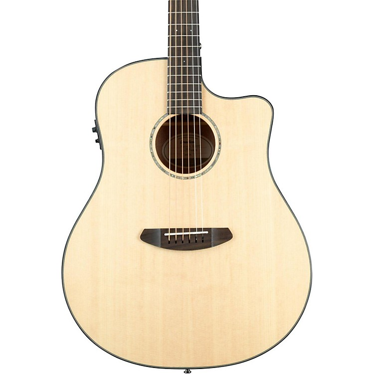 Breedlove Pursuit Dreadnought Acoustic-Electric Guitar Natural