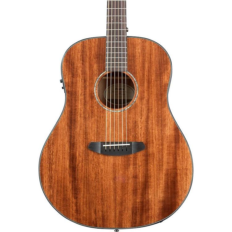 BreedlovePursuit Dreadnought Mahogany Acoustic-Electric GuitarMahogany Top
