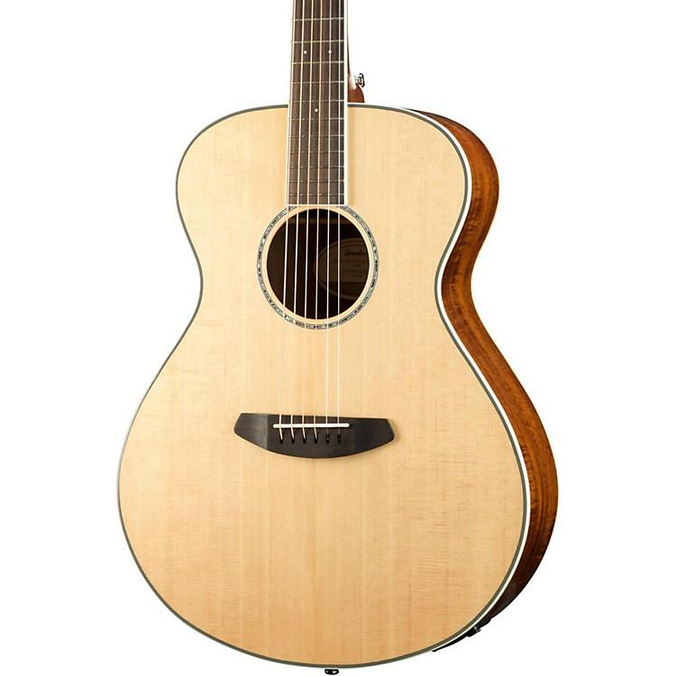 BreedlovePursuit Exotic Concert E Sitka Spruce - Koa Acoustic-Electric Guitar
