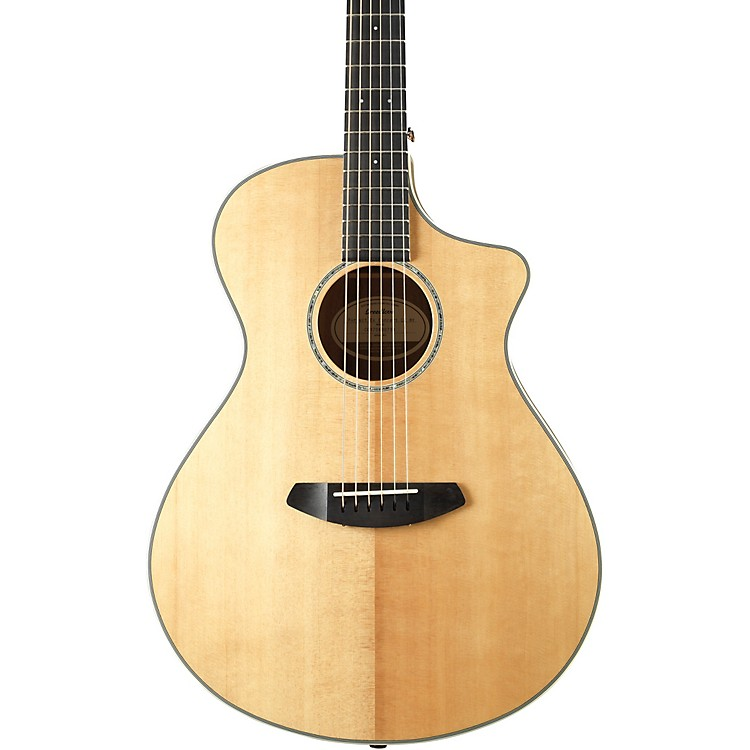 BreedlovePursuit Exotic PSCN01CESSMY(2) Concert Acoustic-Electric GuitarHigh Gloss Natural