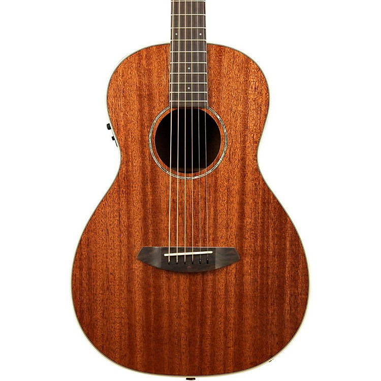 BreedlovePursuit Parlor Mahogany Acoustic Guitar