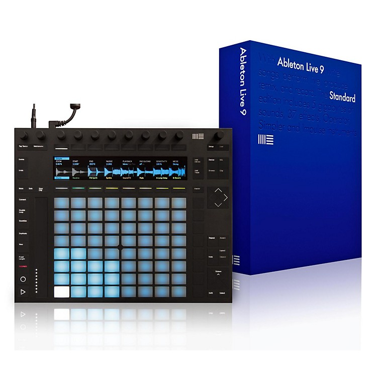 AbletonPush 2 Software Controller with Live 9.7 Standard
