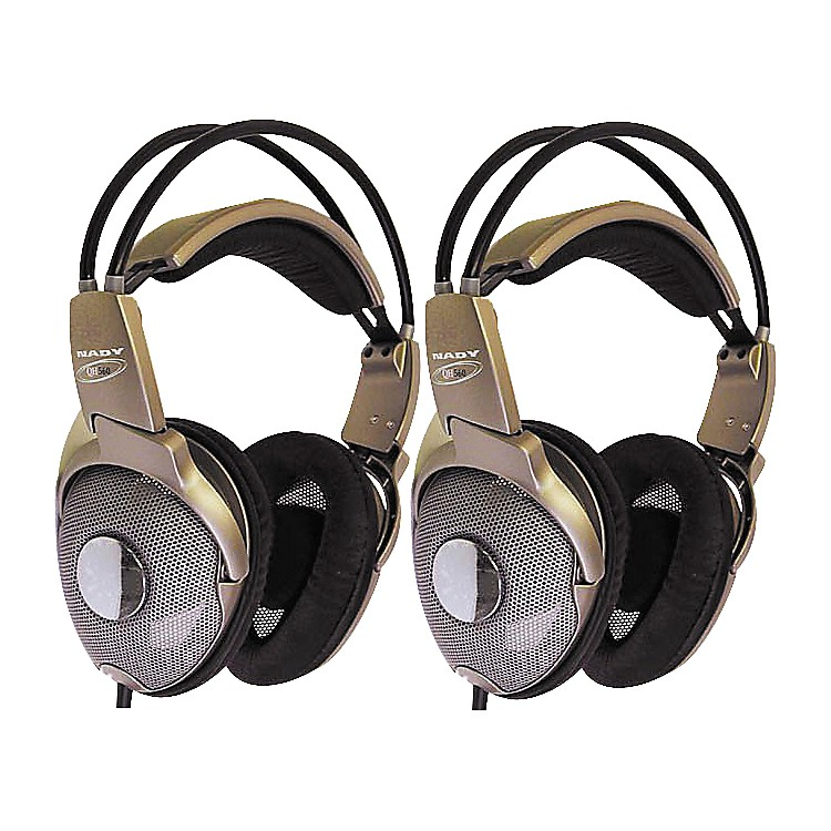 NadyQH560 Deluxe Studio Headphones Buy Two and Save