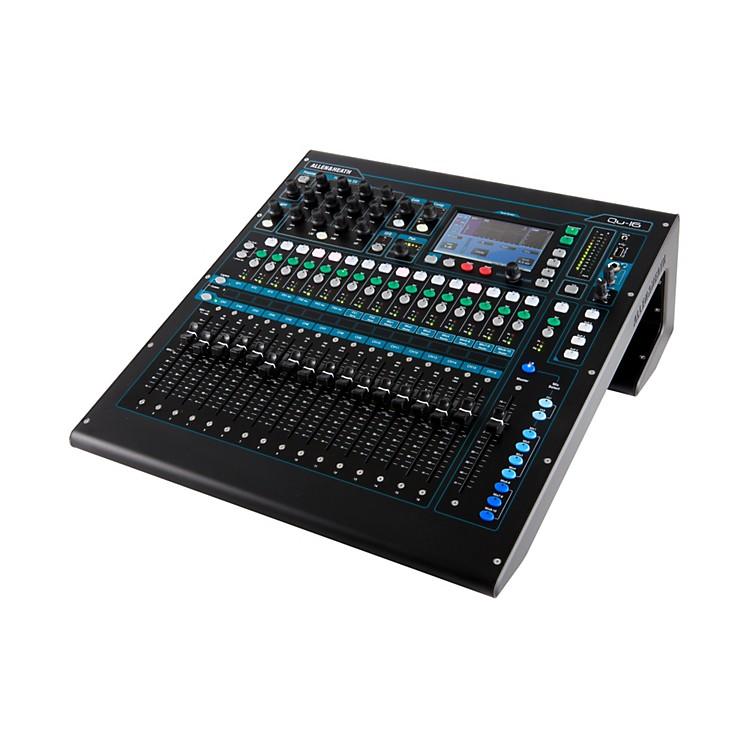 Allen & HeathQU-16 16-Channel Rack Mount Digital Mixer
