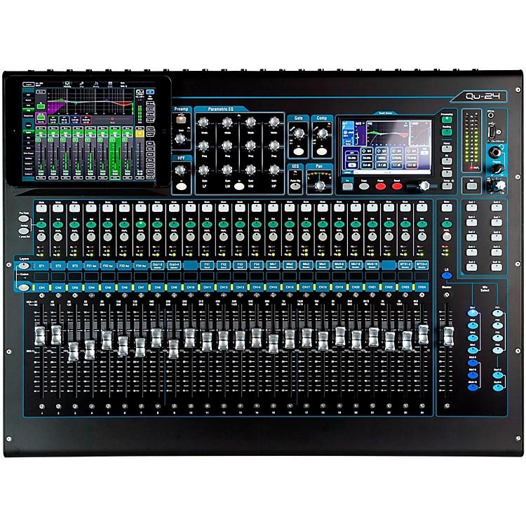 Allen & HeathQU-24 Chrome Edition Digital Mixer