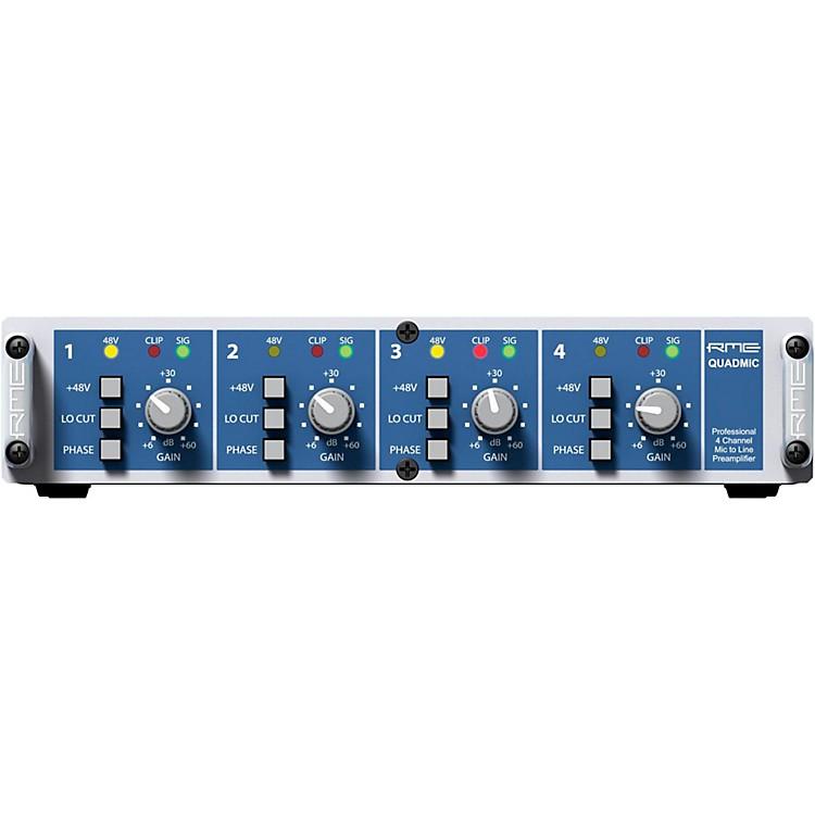 RMEQuadMic II 4-Channel Microphone Preamp