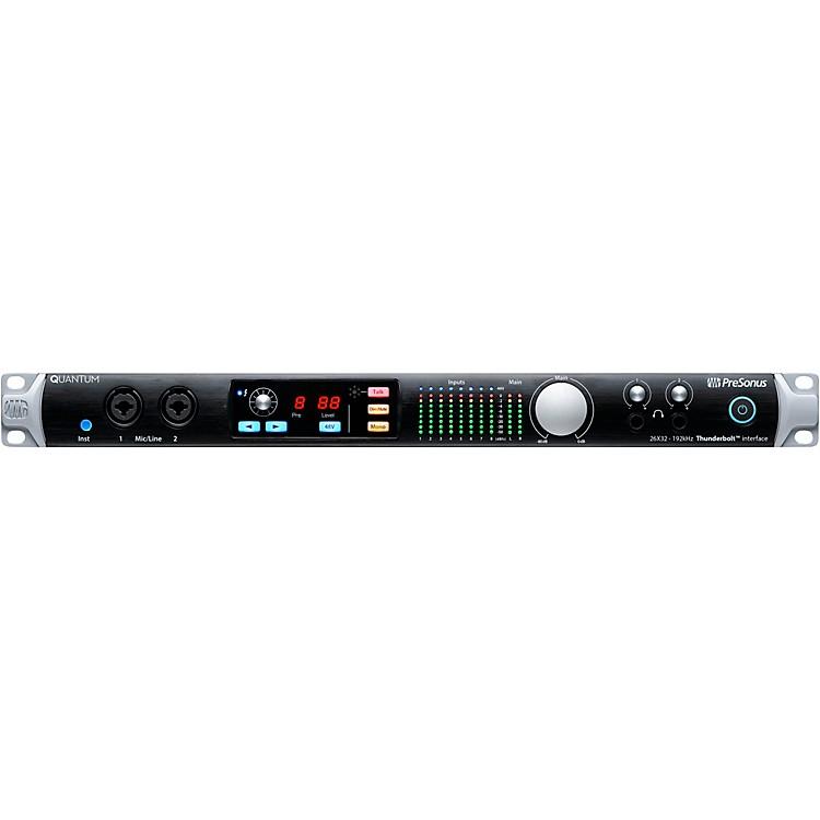 PreSonusQuantum 26x32 Thunderbolt 2 Audio Interface/Studio Command Center