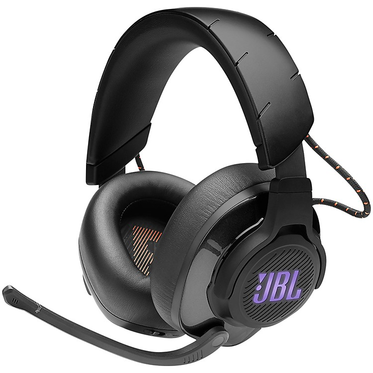 JBL Quantum 600 2.4 Ghz Wireless Over-Ear Gaming Headset Black