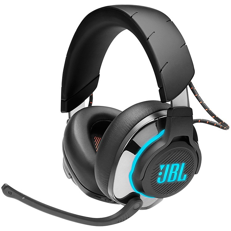 JBLQuantum 800 Gaming - 2.4 Ghz + BT Wireless Noise Cancelling Over-Ear HeadsetBlack