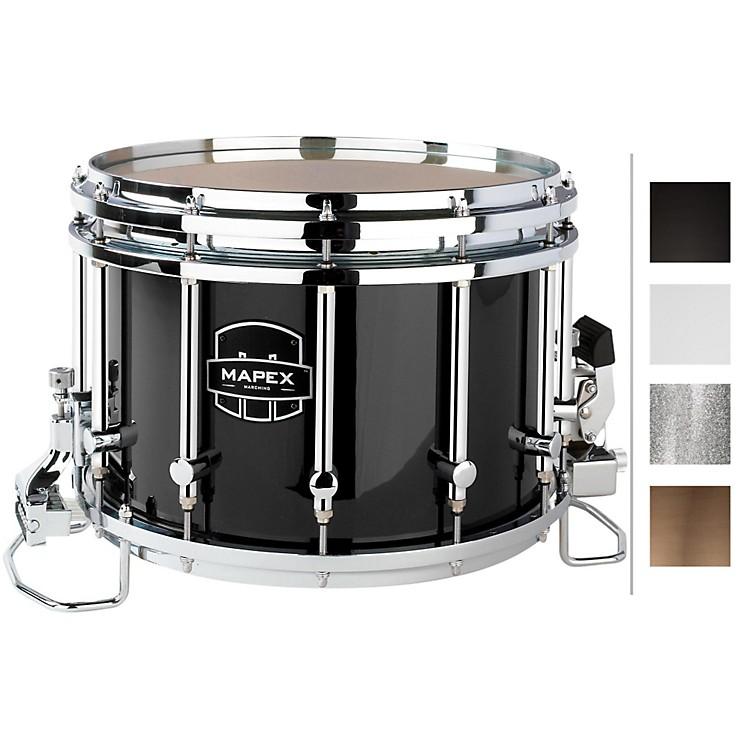 MapexQuantum Agility Snare Drum14 x 10 in.Gloss Black/Gloss Chrome Hardware