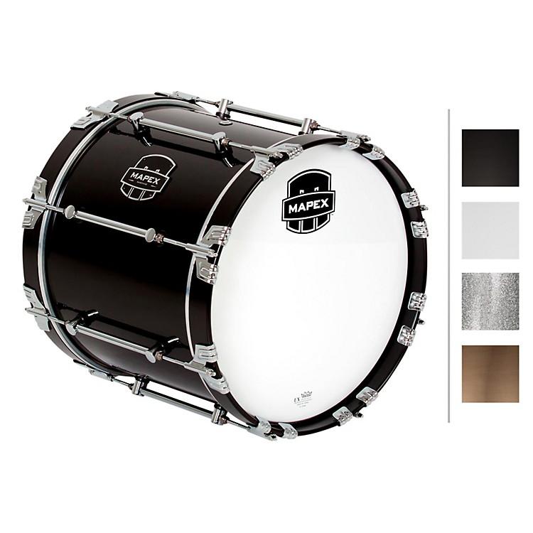 MapexQuantum Bass Drum16 x 14 in.Gloss White/Gloss Chrome Hardware