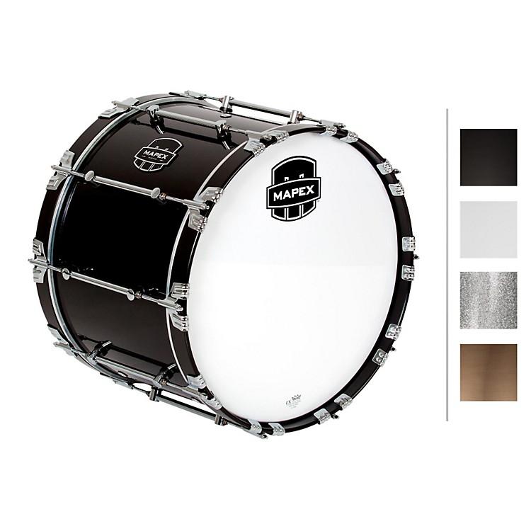 MapexQuantum Bass Drum20 x 14 in.Gloss White/Gloss Chrome Hardware