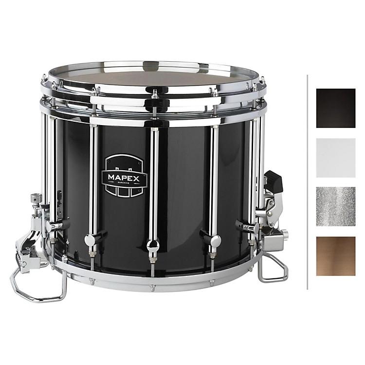 MapexQuantum XT Snare Drum14 x 12 in.Gloss Black/Gloss Chrome Hardware