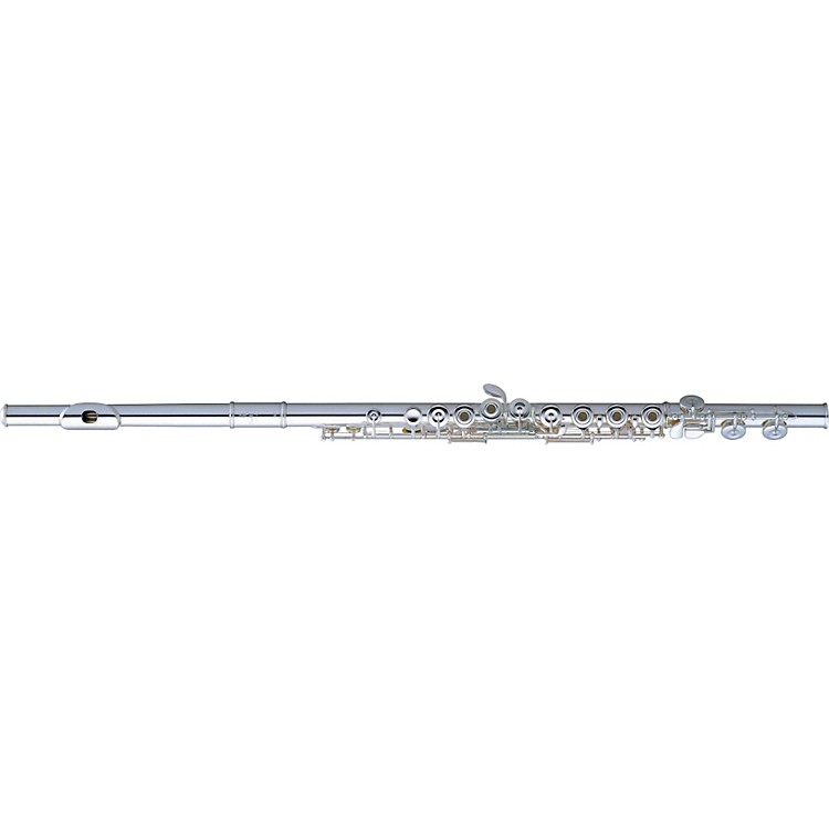 Pearl FlutesQuantz 505 Series Student FluteOpen Hole with Inline G and  C Foot