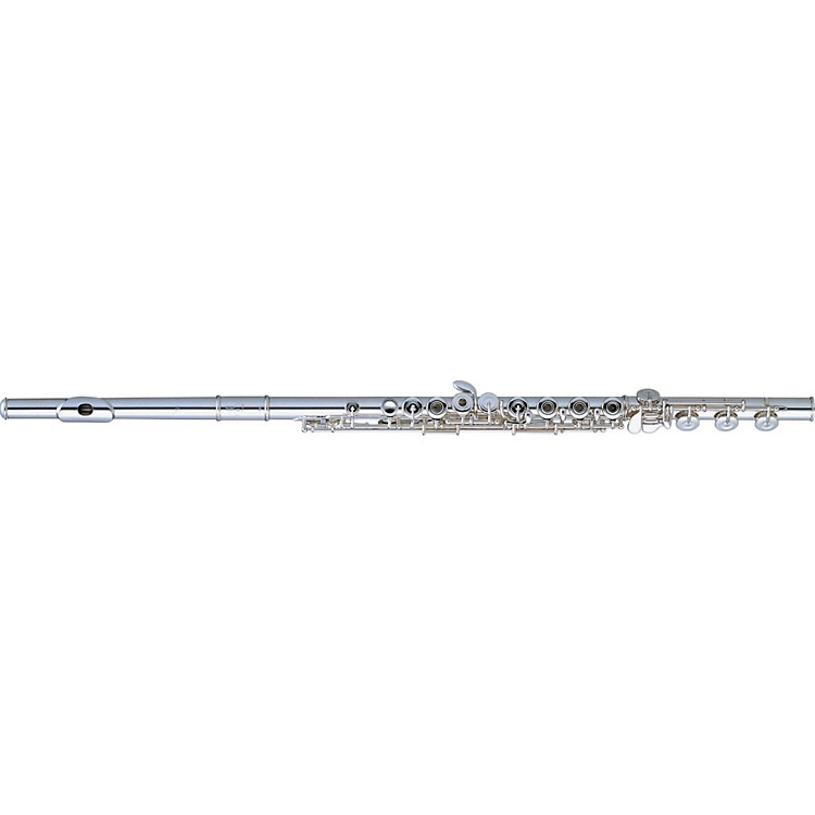 Pearl Flutes Quantz 665 Series Flutes 665RBE1RB - B Foot, Offset G with Split E