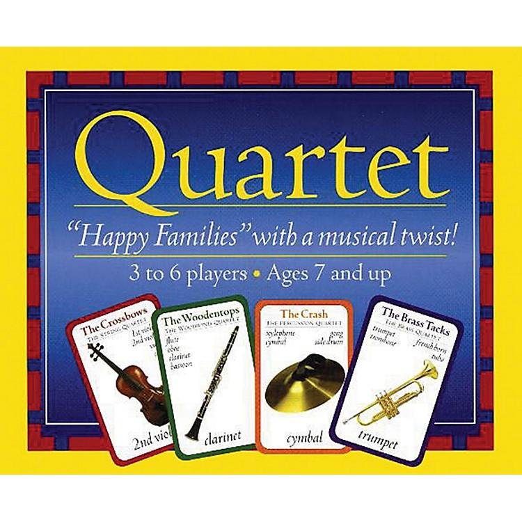Music SalesQuartet - Instrument Card Game