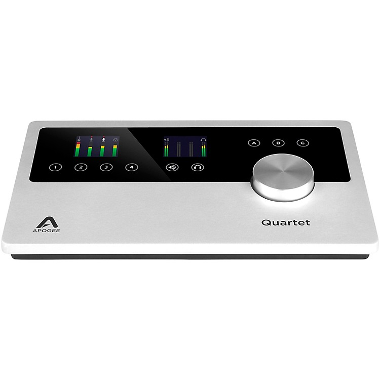 Apogee Quartet for Mac and iOS  888365893044