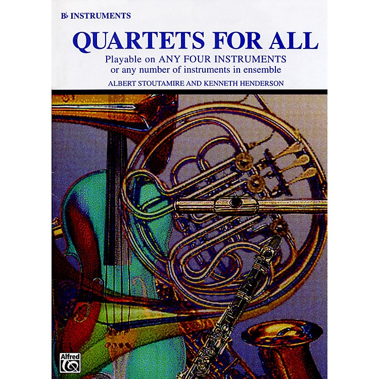 Alfred Quartets for All