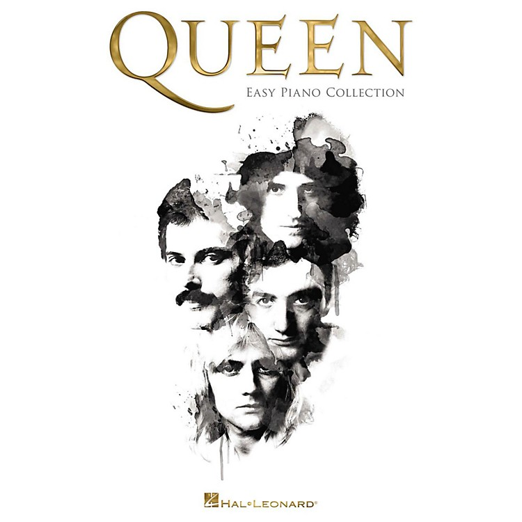 Hal Leonard Queen - Easy Piano Collection