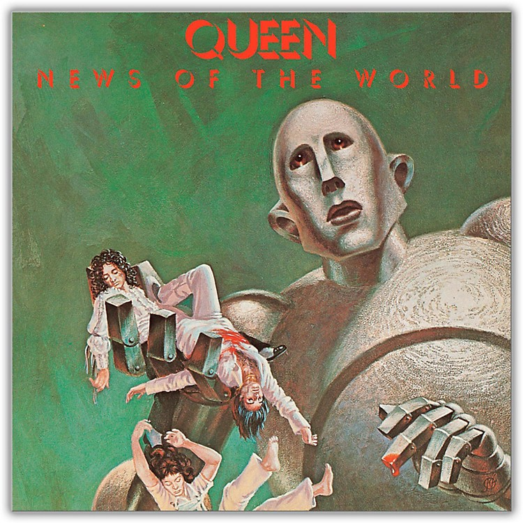 Universal Music Group Queen - News of the World Vinyl LP