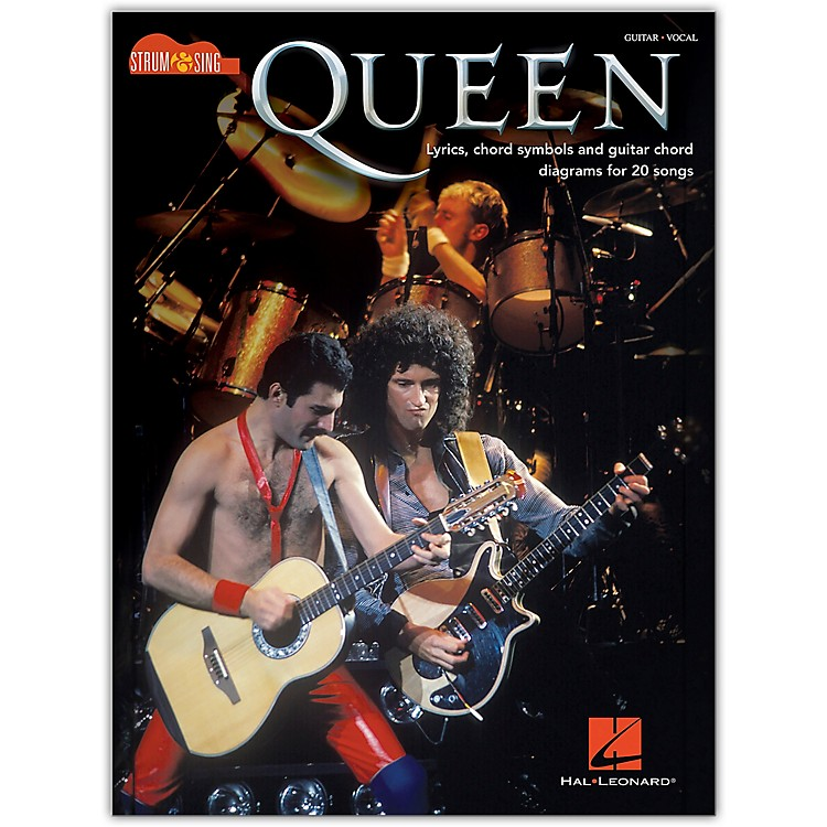 Hal Leonard Queen - Strum & Sing Guitar