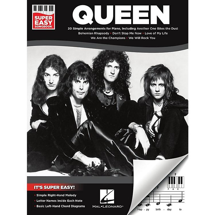 Hal LeonardQueen - Super Easy Songbook