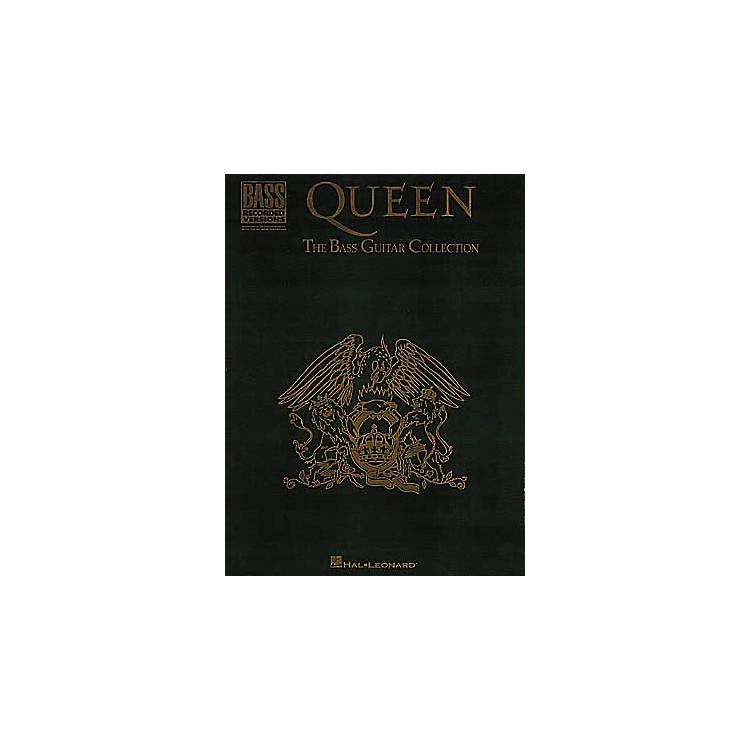 Hal LeonardQueen - The Bass Guitar Collection
