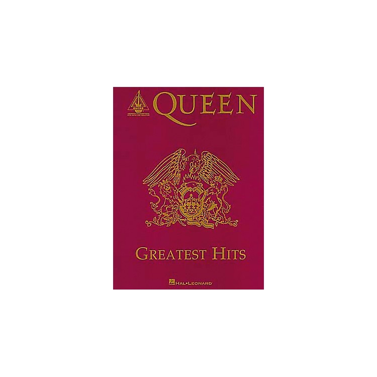 Hal Leonard Queen Greatest Hits Guitar Tab Songbook