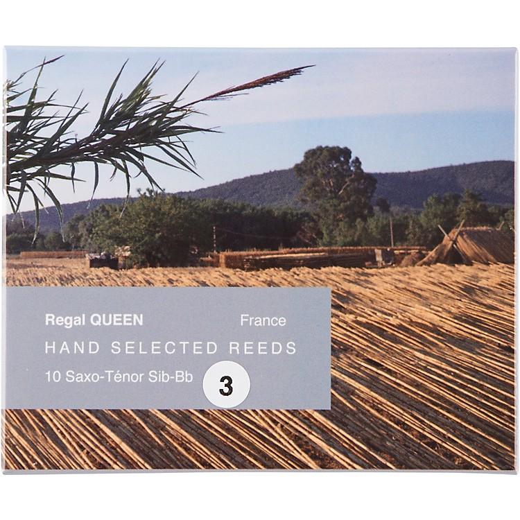 RigottiQueen Reeds for Tenor SaxophoneStrength 2.5Box of 10