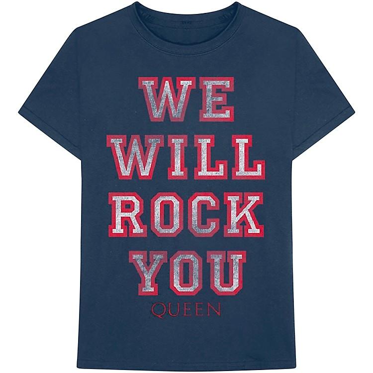 BravadoQueen We Will Rock You T-ShirtMedium