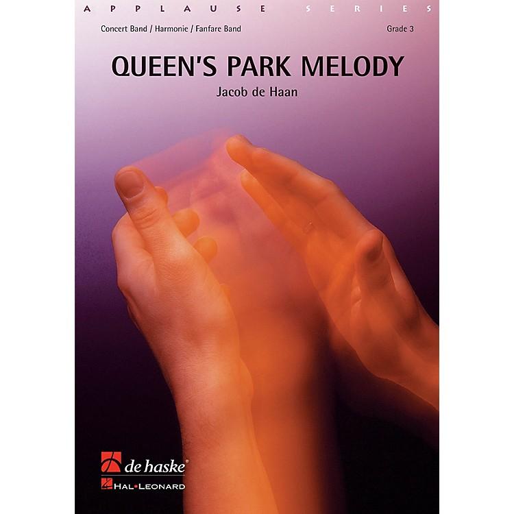 Hal LeonardQueen's Park Melody Score Only Concert Band
