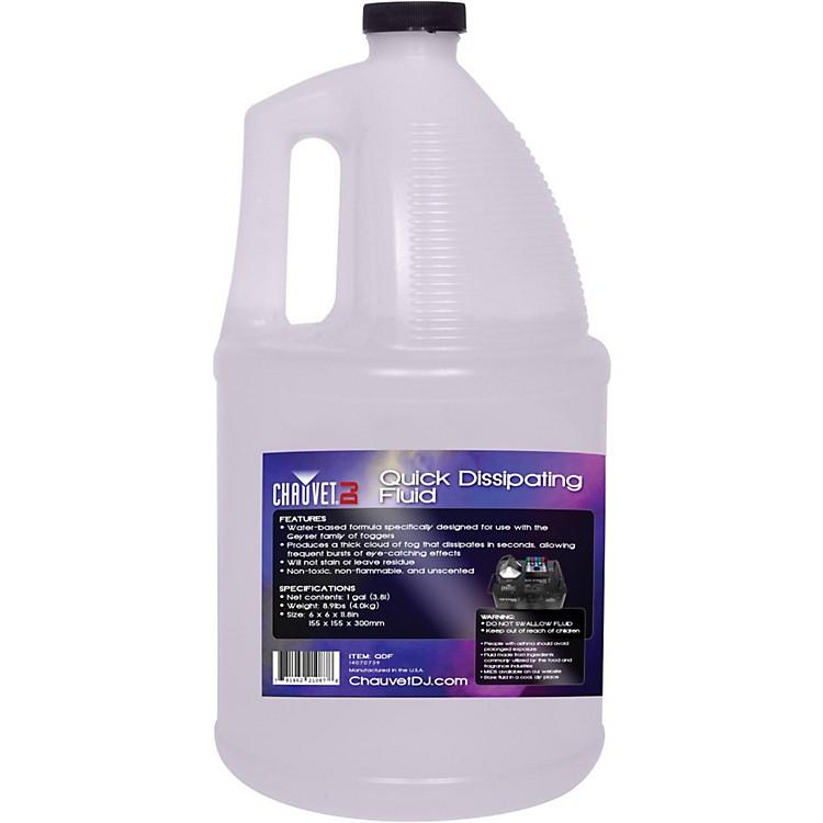 Chauvet ProfessionalQuick Dissipating Fog Fluid (Gallon)