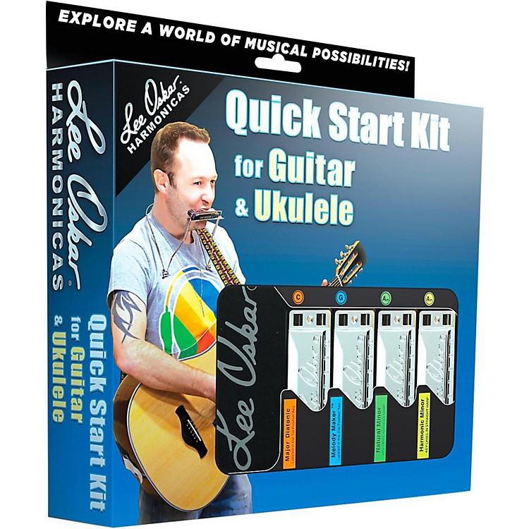 Lee OskarQuick Start Kit for Guitar and Ukulele