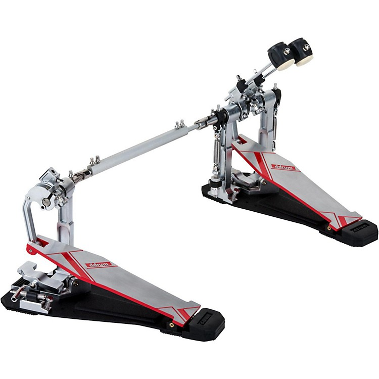 Ddrum Quicksilver Double Bass Drum Pedal